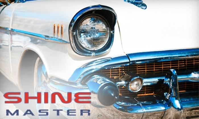 Shine Master - Remmington Park: $299 for a Permanent Protection Package from Shine Master