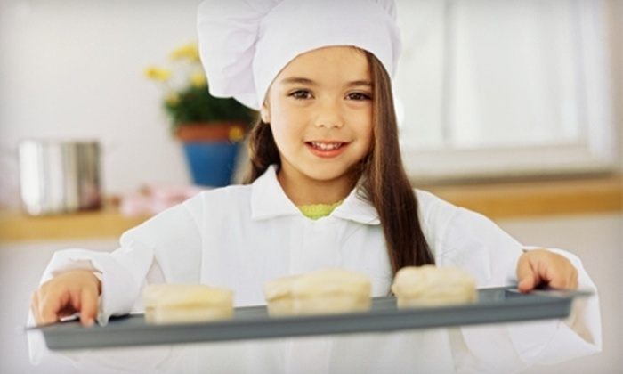 Apron Strings - Noe Valley: $200 for a Weeklong Children's Culinary Camp at Apron Strings ($400 Value)