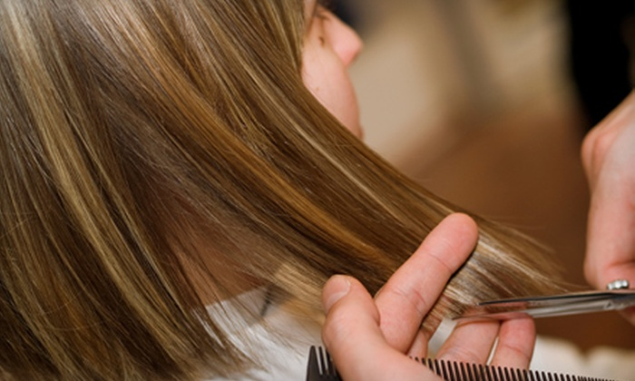 Mimi's Hair Design - Aptos: Men's Cut and Style or Women's Cut and Style with Conditioning Treatment at Mimi's Hair Design