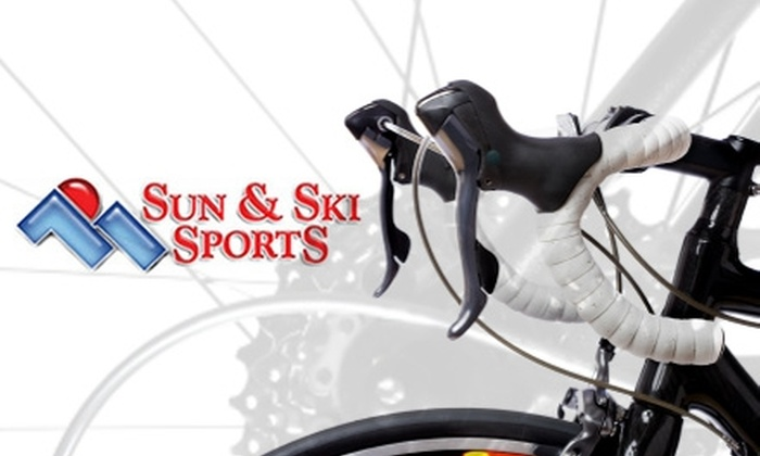 Sun and Ski Sports - Multiple Locations: $24 for a Standard Bike Tune-Up at Sun and Ski Sports