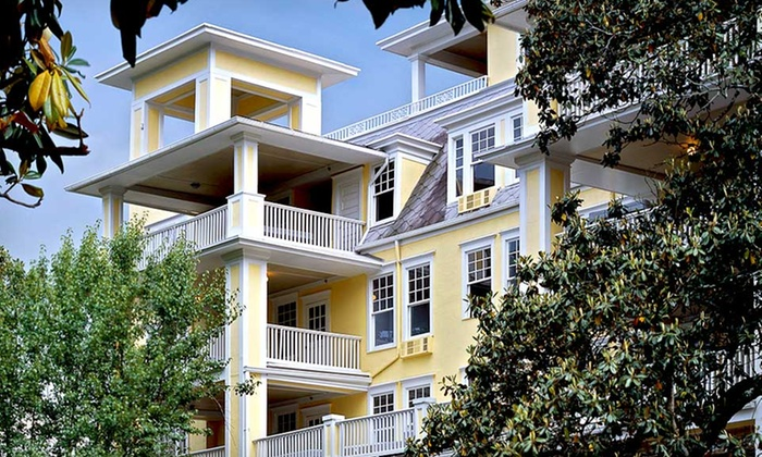 The Partridge Inn - Summerville: Two-Night Stay for Two with a Romance Package at The Partridge Inn in Georgia