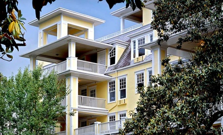 2-Night Stay for Two in a Superior King or Queen Room Valid Nov. 1, 2011Nov. 30, 2011 - The Partridge Inn in Augusta