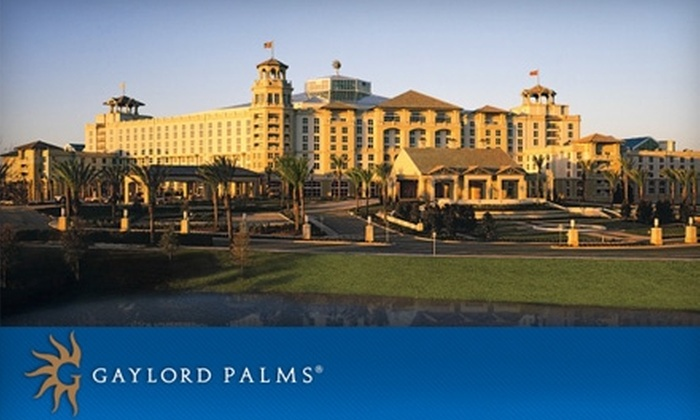 Gaylord Palms Resort - Gaylord Palms Resort and Convention Center: $199 for a One-Night Stay in an Executive Suite at Gaylord Palms Resort (Up to $500 Value)