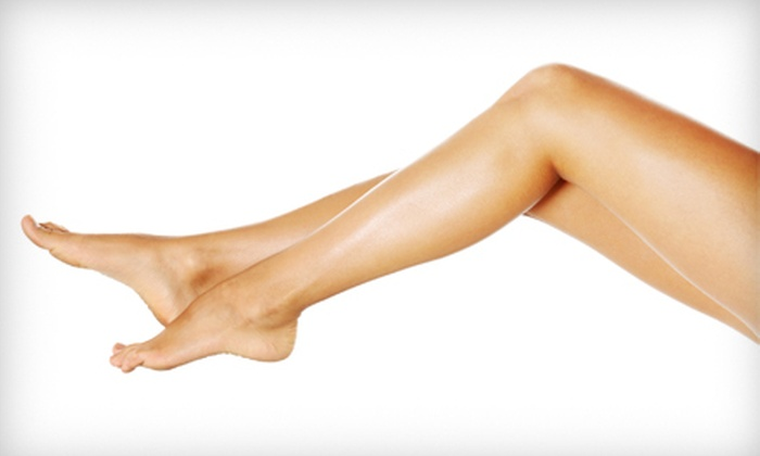 A E Skin - Multiple Locations: $99 for Two Laser Treatments for Spider Veins at A E Skin in Encino ($600 Value)