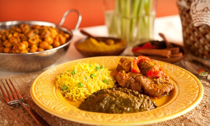 India House - Broadstone: $20 for $40 Worth of Indian Cuisine at India House in Folsom