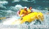 California River Adventures - North El Dorado: $59 for a Half-Day Whitewater-Rafting Trip from California River Adventures (Up to $117 Value)