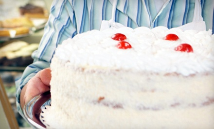 $20 Groupon - From the Heart Pastries in Pearland
