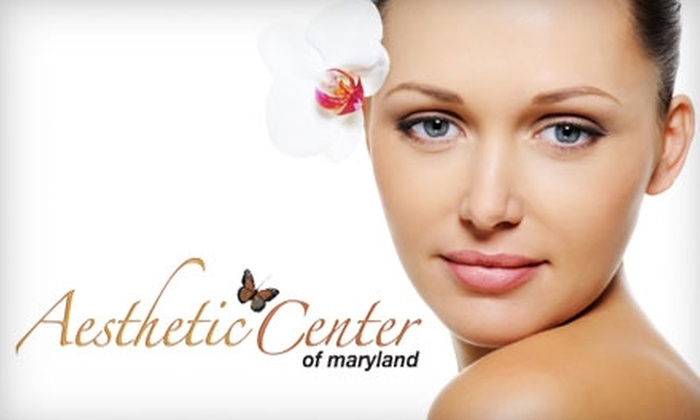 Laser Center of Maryland - Severna Park: $50 for Microdermabrasion with Skincare Analysis at the Laser Center of Maryland in Severna Park ($125 Value)