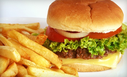 Dinner for 2 (up to a $32.57 value) - Volcano's Sports Bar & Grill in Hurst