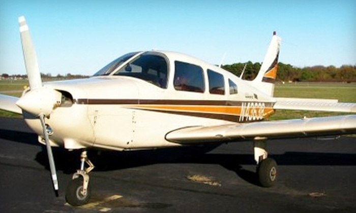 Air East Airways - New York City: $189 for One-Hour First Flight Experience Package at Air East Airways in Farmingdale