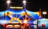 Circus Vargas - Multiple Locations: $12 for Outing to Circus Vargas (Up to $25 Value). 14 Performances Available.