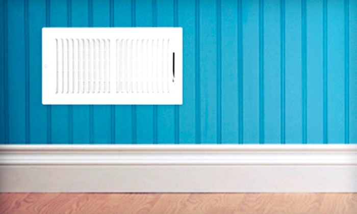 Woodward Heating, Inc. - Aumsville: A/C Tune-Up and Air-Duct Cleaning for One- or Two-Story House from Woodward Heating, Inc. (Up to 82% Off)