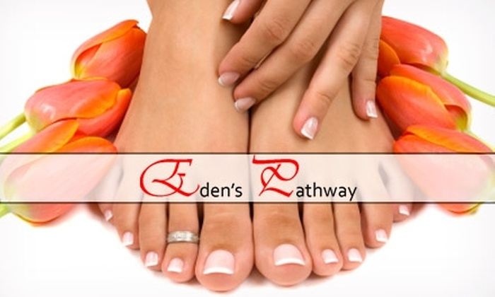 Eden's Pathway - Washington: $35 for a Garden Manicure and Five-Layer Pedicure at Eden's Pathway ($75 Value)