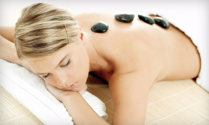 Spa Pura - Montrose: Organic Spray Tan or a Spa Package at Spa Pura in Montrose