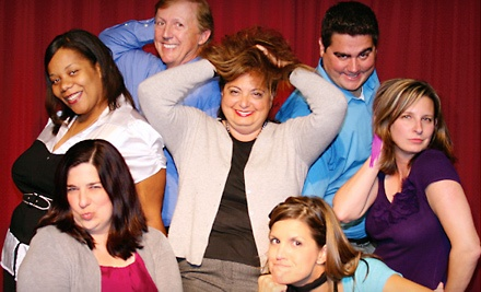 With That Said Improv Comedy Troupe at Laugh Out Loud Theater on Thurs., Feb. 16 at 8PM: General Admission - With That Said Improv Comedy Troupe in Schaumburg