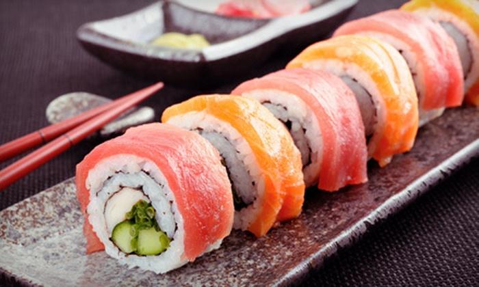 Tenka Japanese Restaurant - Hayward Park,Downtown San Mateo: $10 Worth of Sushi and Japanese Cuisine