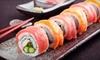 OOB-Tenka Japanese Restaurant - Downtown San Mateo: $10 Worth of Sushi and Japanese Cuisine