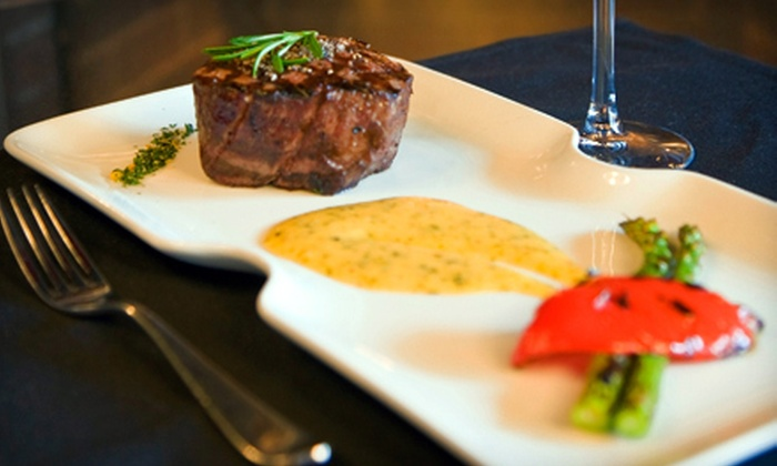 Ryan Duffy's Steak & Seafood - Multiple Locations: $25 for $50 Worth of Upscale Steak-House Cuisine for Dinner at Ryan Duffy's Steak & Seafood
