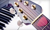 Guitar Chicago - The Loop: Two, Four, or Six 30-Minute Private Guitar, Piano, Bass, Drum, or Ukulele Lessons at Guitar Cities Chicago (Up to 59% Off)