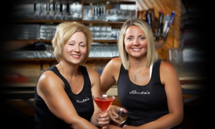 Snibo's Sportsbar & Cafe - Saint Peters: $10 for $20 Worth of American Fare and Drinks at Snibo's Sportsbar & Cafe in St. Peters