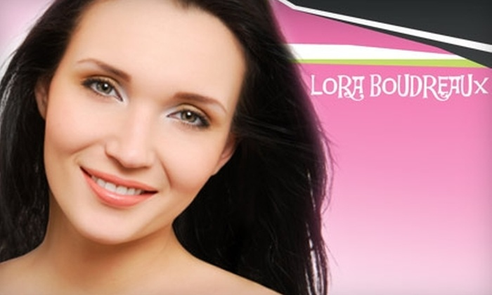 Lora Boudreaux - Las Vegas: $40 for a Microdermabrasion Treatment from Lora Boudreaux at Canyon Falls Spa & Salon ($95 Value)