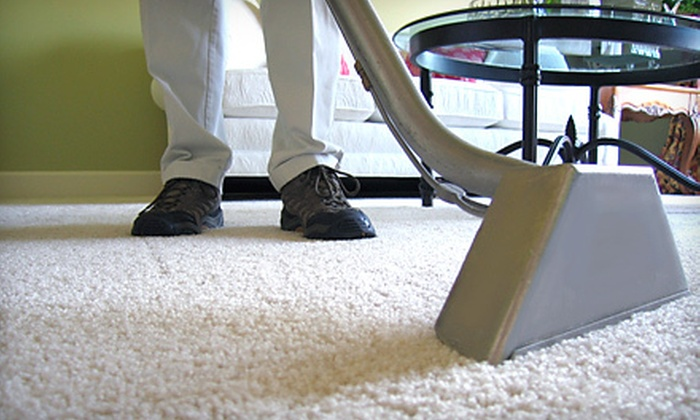 Eco Clean Carpet Solutions - Fourth & Gill: Carpet, Tile, or Sofa Cleaning from Eco Clean Carpet Solutions (Up to 55% Off)
