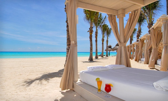 Omni Cancun Hotel & Villas - Chicago: All-Inclusive Four-Night Resort Package