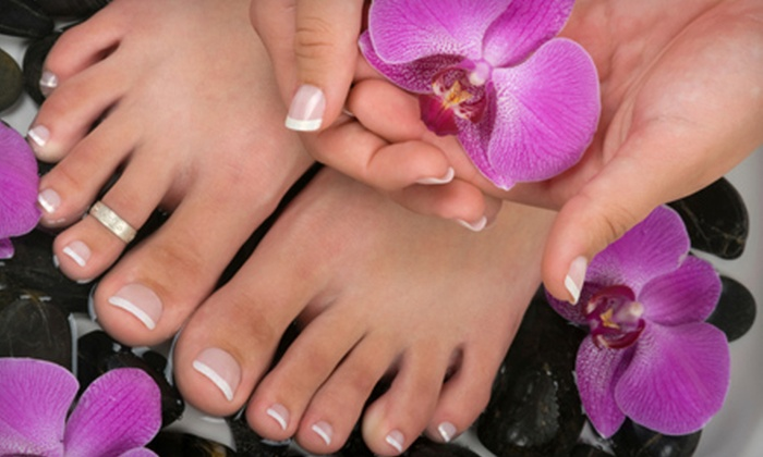 Pleasant Road Spa - Hoboken: $25 for a Mani-Pedi at Pleasant Road Spa in Hoboken ($50 Value)