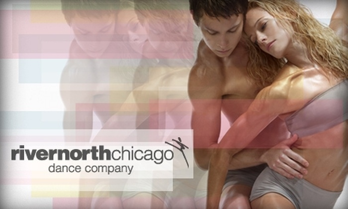 "River North Chicago Dance Co. - Loop: $20 Ticket to River North Chicago Dance Co.'s ""Valentine's Weekend Engagement"" (Up to $40 Value). Buy Here for Feb. 12, at 8 p.m. See Below for Feb. 13, at 8 p.m."