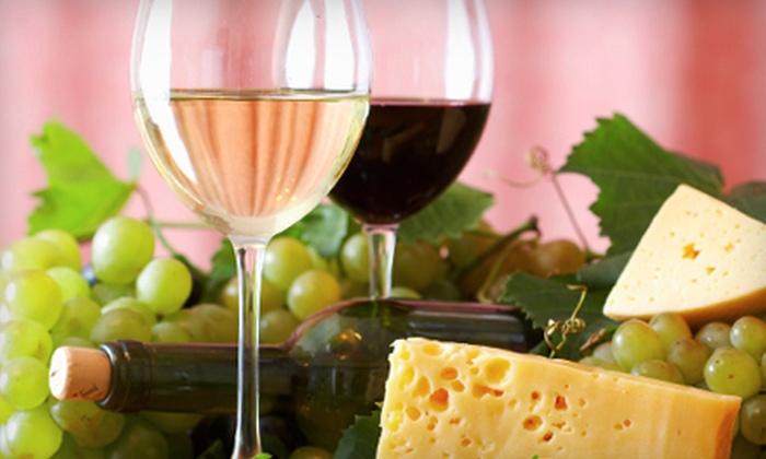 Vie de Bohème - Hosford - Abernethy: $18 for Wine Flight for Two with Snacks at Vie de Bohème ($36 Value)