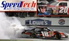 SpeedTech Auto Racing Schools - Fairfield: $160 for Eight Laps and Instruction in a NASCAR Nextel Cup Car at Richmond International Raceway