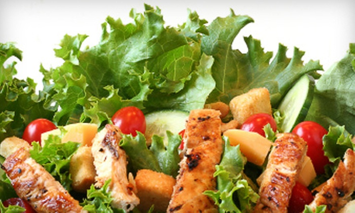Christina's Café - Pinehurst: $10 for $20 Worth of Mediterranean Dinner Fare at Christina's Café in Pompano Beach