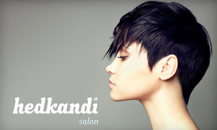 Hedkandi Salon - Multiple Locations: $30 for $60 Worth of Services at Hedkandi Salon