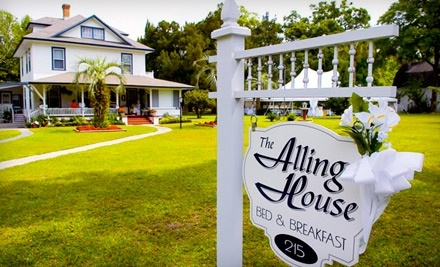Alling House Bed and Breakfast - Alling House Bed and Breakfast in Orange City