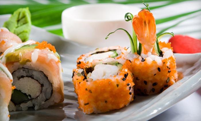 Yakko Sushi - Maywood: $10 for $20 Worth of Japanese Fare at Yakko Sushi in Burnaby