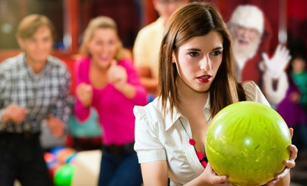 Bowling Experience for 2 People  - Cowtown Bowling Palace in Fort Worth