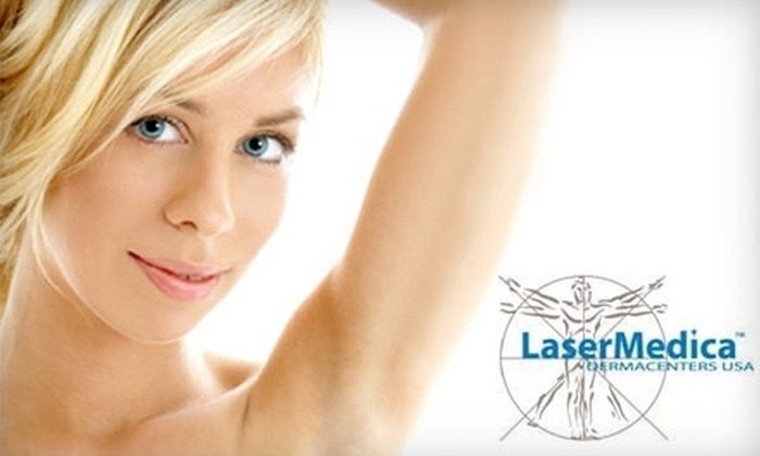 LaserMedica Dermacenters - North Haven: Skincare Treatments at LaserMedica Dermacenters. Choose From Three Options.