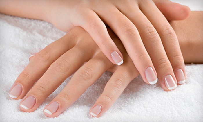 The Sole Fetish Nail Parlour - Canterbury: Three Basic Manicures or Three Express Pedicures at The Sole Fetish Nail Parlour in Hazel Crest (Up to 56% Off)