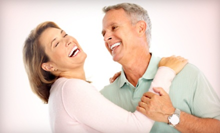 1 Set of X-Rays, 1 Abutment, 1 Implant, and 1 Crown (a $4,250 value) - Chicago Smile Center in Chicago