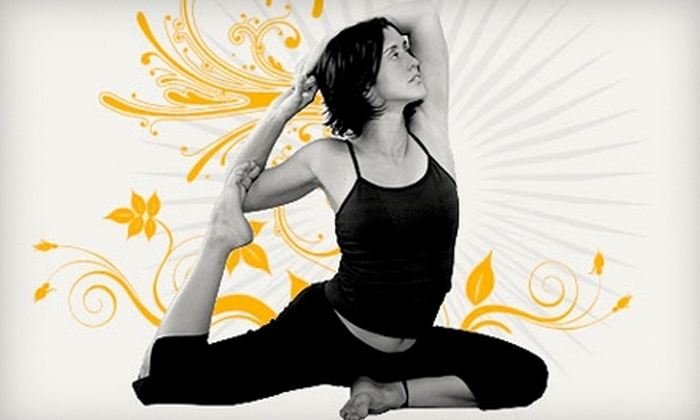 Stillpoint Yoga Studios - Upper Merion: $49 for a Month of Unlimited Classes ($125 Value) or $49 for 10 Drop-In Classes ($125 Value) at Stillpoint Yoga in King of Prussia
