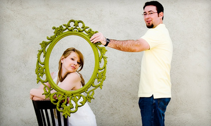 Ivy Studios Photography - Camelback East: $68 for an On-Location Portrait Session or Wedding Photography Credit from Ivy Studios Photography ($449 Value)