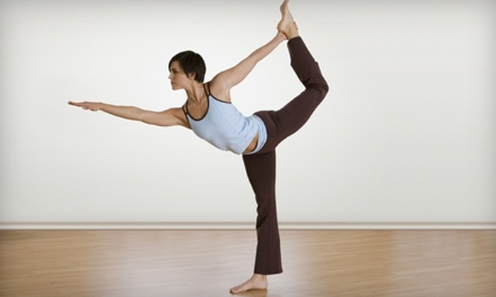 The Yoga Tree - Haverhill: $20 for 20 Yoga Classes at The Yoga Tree in Haverhill (Up to $300 Value)