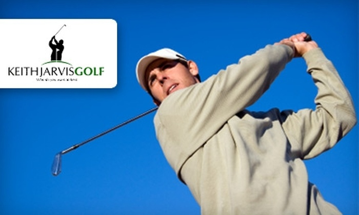 Keith Jarvis Golf - Chamblee-Doraville: $75 for Four 30-Minute Private Golf Lessons and Professional Swing Analysis from Golf Pro Keith Jarvis