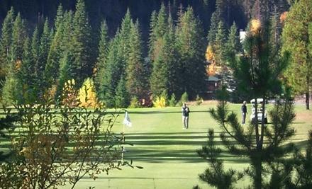Kahler Glen Golf & Ski Resort - Kahler Glen Golf & Ski Resort in Leavenworth