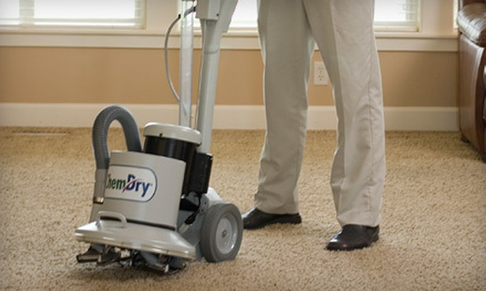Chem Dry of Madison - Waunakee: $50 for Carpet Cleaning for Two Rooms from Chem-Dry of Madison ($96 Value)