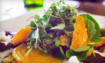 $60 Groupon to Equus Restaurant and Loungebar - Equus Restaurant and Loungebar in Santa Rosa