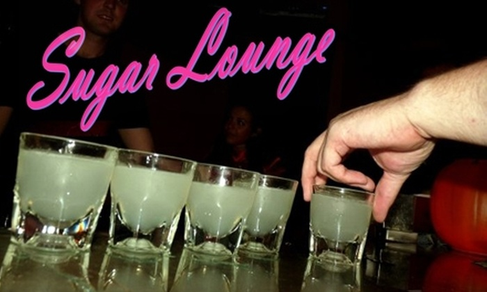 Sugar Lounge - Civic Center: $15 for $30 Worth of Specialty Drinks at Sugar Lounge