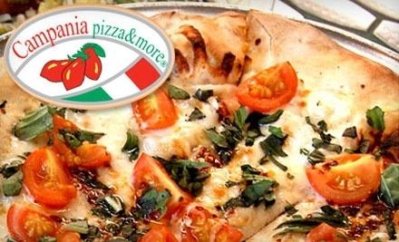 $25 Groupon to Campania Pizza - Campania Pizza in Dallas