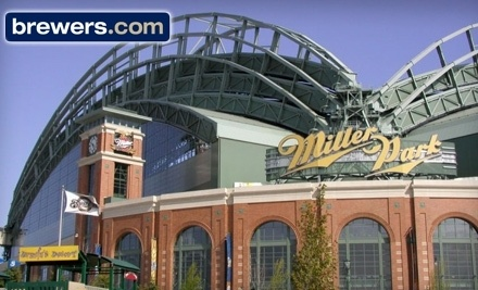 Milwaukee Brewers: Apr. 5, Apr. 6, Apr. 7, Apr. 22, or Apr. 24 - Milwaukee Brewers in Milwaukee