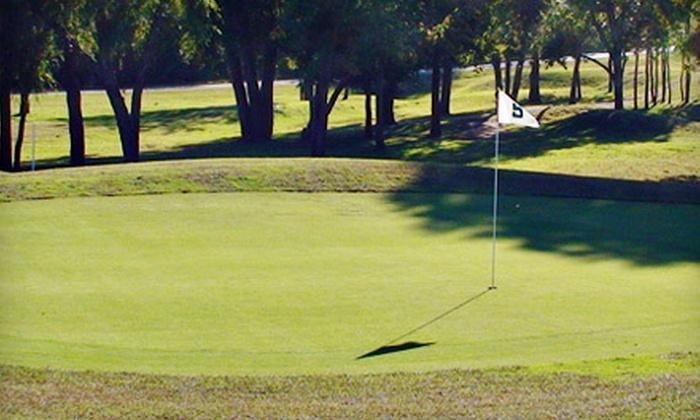 Lit'l Links Golf Club - Broken Arrow: $29 for Seven Large Buckets of Driving-Range Balls at Lit'l Links Golf Club in Broken Arrow ($64.47 Value)